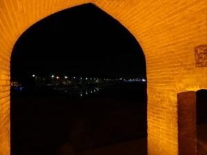 292. Isfahán. Puente Sio Seh
