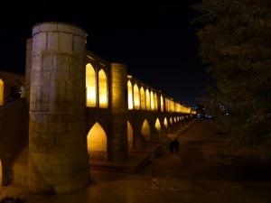 293. Isfahán. Puente Sio Seh