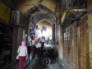 300. Isfahán. Bazar