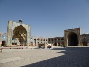 302. Isfahán. Mezquita del Viernes