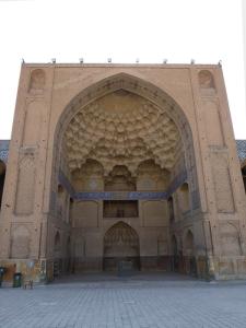 304. Isfahán. Mezquita del Viernes