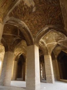 322. Isfahán. Mezquita del Viernes