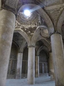 324. Isfahán. Mezquita del Viernes