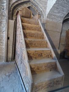 327. Isfahán. Mezquita del Viernes