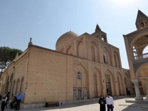 358. Isfahán. Catedral Vank