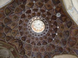 421. Isfahán. Palacio Hasht Behesht.