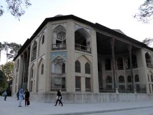 426. Isfahán. Palacio Hasht Behesht.