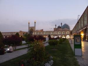 430. Isfahán. Plaza del Imán Jomeiny