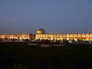 434. Isfahán. Plaza del Imán Jomeiny
