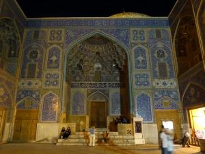 440. Isfahán. Plaza del Imán Jomeiny