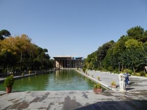 447. Isfahán. Palacio Chehel Sotun