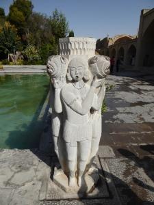 449. Isfahán. Palacio Chehel Sotun