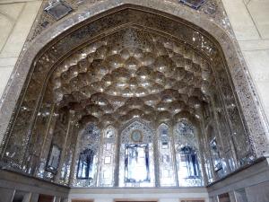 455. Isfahán. Palacio Chehel Sotun