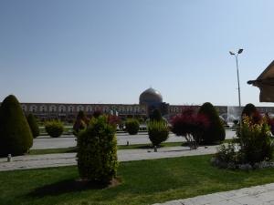 468. Isfahán. Plaza Imán Jomeiny