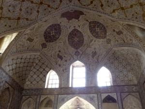 486. Isfahán. Desde el Palacio Ali Qapu