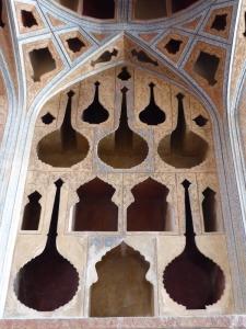 496. Isfahán. Desde el Palacio Ali Qapu