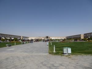 501. Isfahán. Plaza Imán Jomeiny