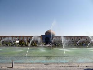503. Isfahán. Plaza Imán Jomeiny