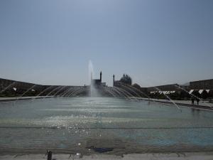 505. Isfahán. Plaza Imán Jomeiny