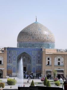 506. Isfahán. Mezquita Sheikh Lotfollah
