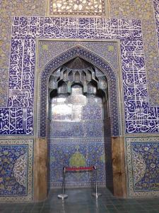 512. Isfahán. Mezquita Sheikh Lotfollah