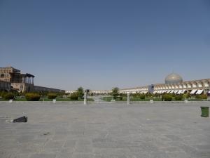523. Isfahán. Plaza Imán Jomeiny