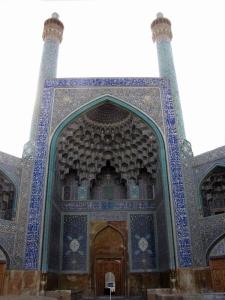 524. Isfahán. Mezquita del Imán