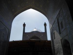 527. Isfahán. Mezquita del Imán