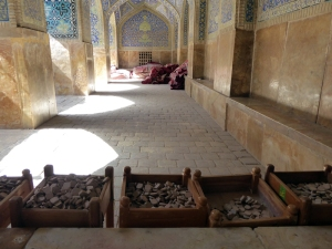 528. Isfahán. Mezquita del Imán