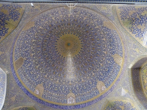 537. Isfahán. Mezquita del Imán