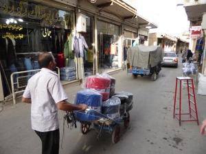 559. Isfahán. Bazar