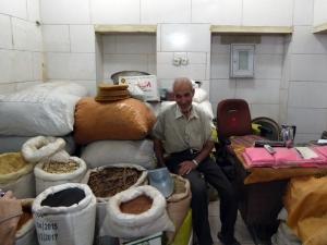 561. Isfahán. Bazar