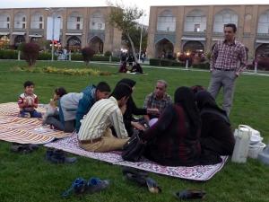 563. Isfahán. Plaza Imán Jomeiny