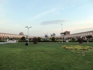 567. Isfahán. Plaza Imán Jomeiny