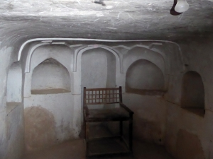 636. Na'in. Mezquita del Viernes (mezquita subterránea de invierno)