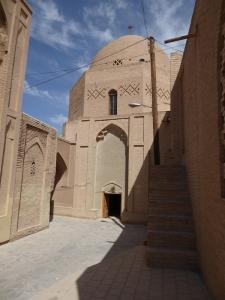 643. Na'in. Mezquita del Viernes. Museo etnológico