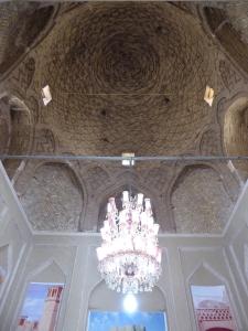 644. Na'in. Mezquita del Viernes. Museo etnológico
