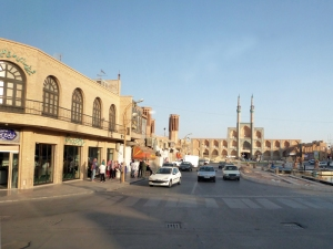 659. Yazd. Plaza Amir Chakhmaq