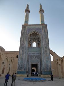 664. Yazd. Mezquita del Viernes