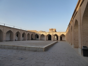 666. Yazd. Mezquita del Viernes