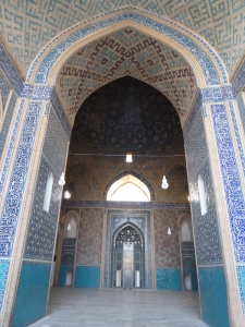 667. Yazd. Mezquita del Viernes