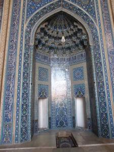 669. Yazd. Mezquita del Viernes