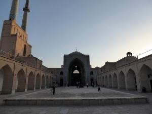 672. Yazd. Mezquita del Viernes
