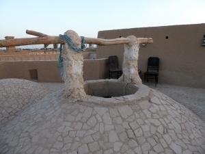 702. Yazd. Barrio antiguo desde una terraza