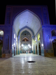 721. Yazd. Mezquita del Viernes