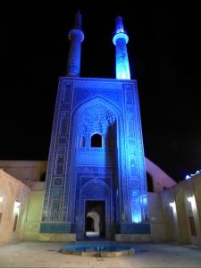 722. Yazd. Mezquita del Viernes