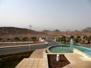 725. Yazd. Hotel