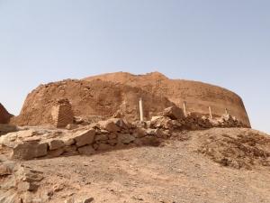 745. Yazd. Torres del Silencio