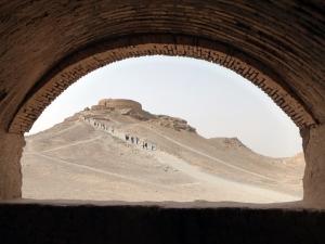 759. Yazd. Torres del Silencio