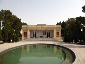 765. Yazd. Templo zoroástrico del Fuego